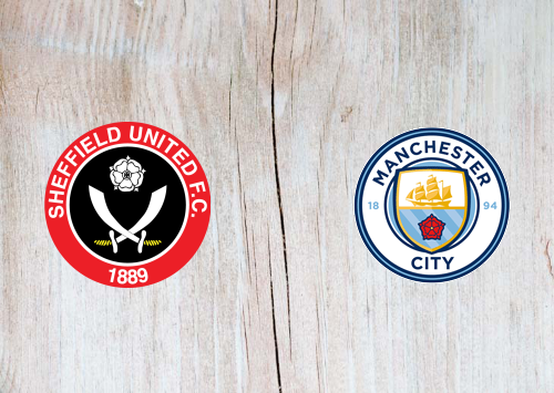 Sheffield United vs Manchester City -Highlights 21 January 2020