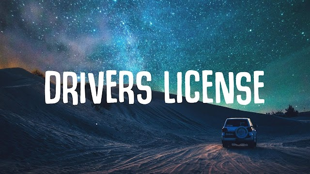 Top song in youtube 2021 [ Olivia Rodrigo - drivers license (Official Video) ]