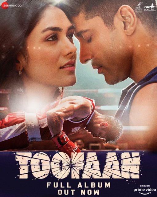 Toofaan Movie Review: Farhan Akhtar And Rakeysh Omprakash Mehra Collaboration Impressed Again