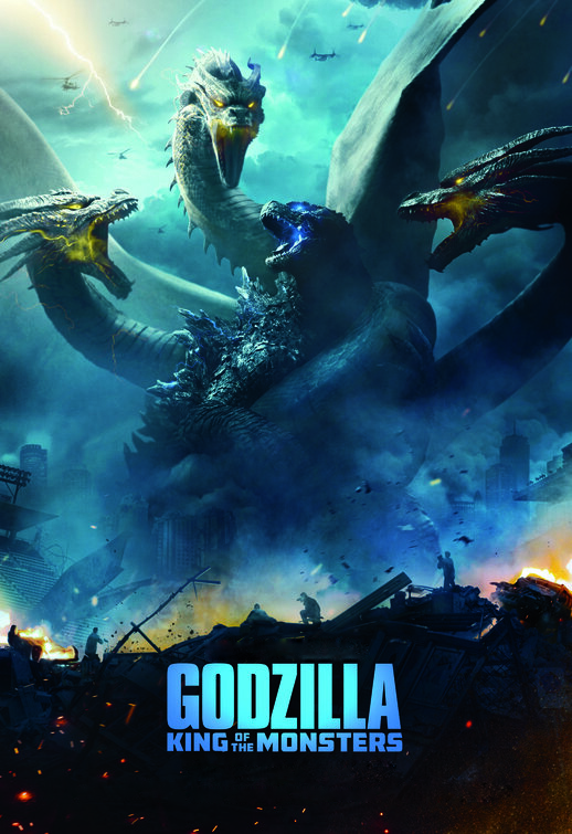 Godzilla: King of the Monsters [2019] [Latino Final] [Video Limpio] [CUSTOM HD] [DVDR] [NTSC]