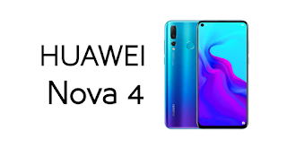 ثمن ومواصفات هاتف Huawei nova 4