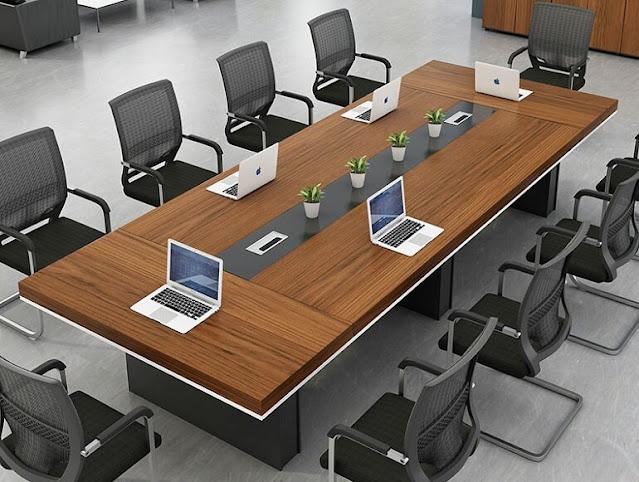 8 ưu điểm nổi bật chỉ có ở bàn họp gỗ công nghiệp