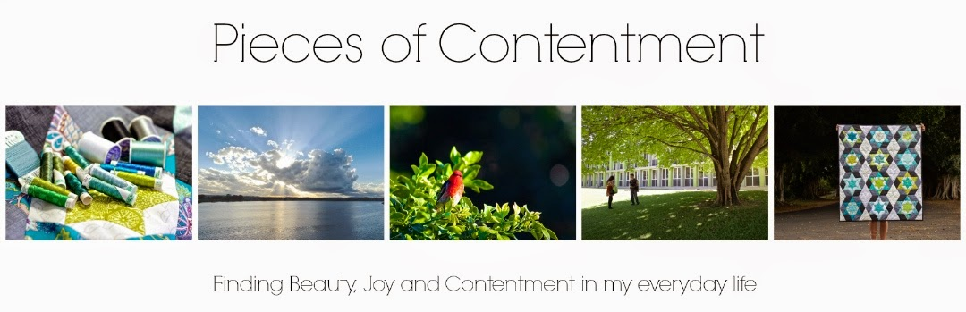 Pieces of Contentment