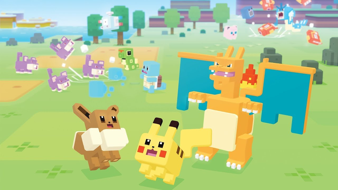 Game Pokemon Terbaik Di Smarpthone-