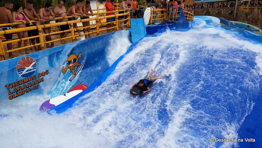 Surf Thermas dos Laranjais