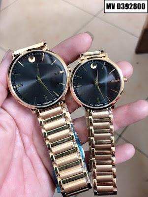 Đồng hồ đeo tay MV Đ392800 quà tặng sinh nhật người yêu ý nghĩa