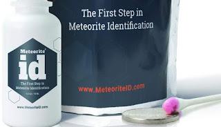 kit para testar meteorito