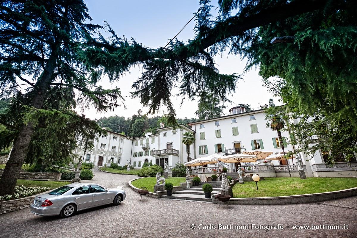 Palazzo Maestri a Cenate