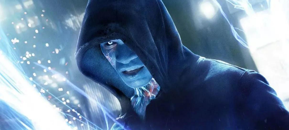 Jamie Foxx Electro Homem-Aranha 3