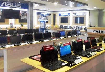 pusat jual beli komputer, spare part dan aksesoris laptop di Malang
