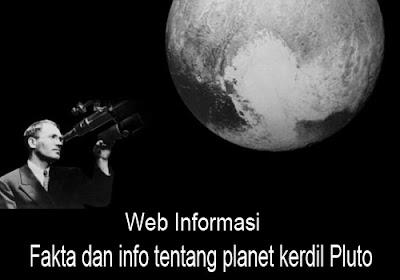 Clyde Tombaugh dan Pluto