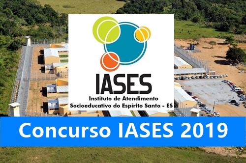 Concurso IASES 2019 Agente Socioeducativo - Regional Sul