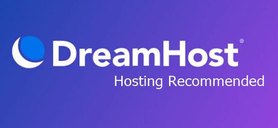 DreamHost Hosting Terbaik Recommended