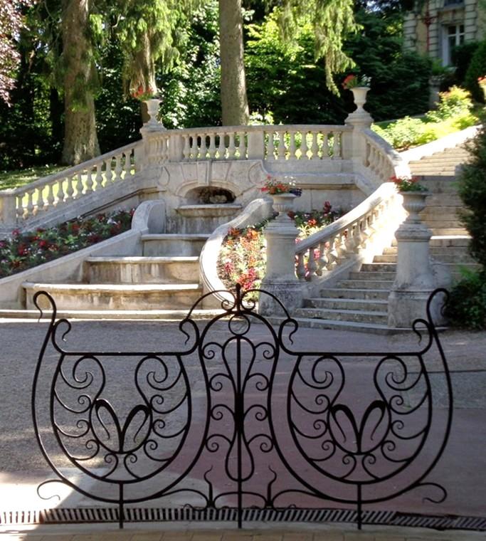 Escaliers Vosges: LE PAYS NATAL DE JLJ : LA LORRAINE: L'escalier Du Grand