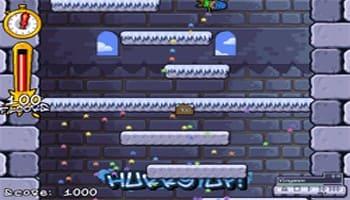 تحميل لعبة Icy Tower للاندرويد من ميديا فاير