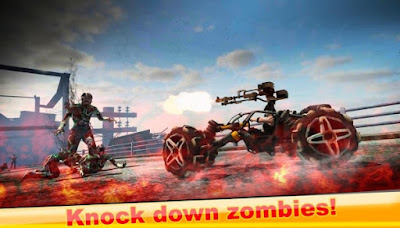 Drive Die Repeat - Zombie Game v1.0.3 Mod Apk-Screenshot-1
