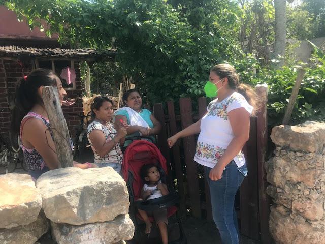 Mildred Raquel Durán Segovia aspira al Distrito 13 local, por el PVEM