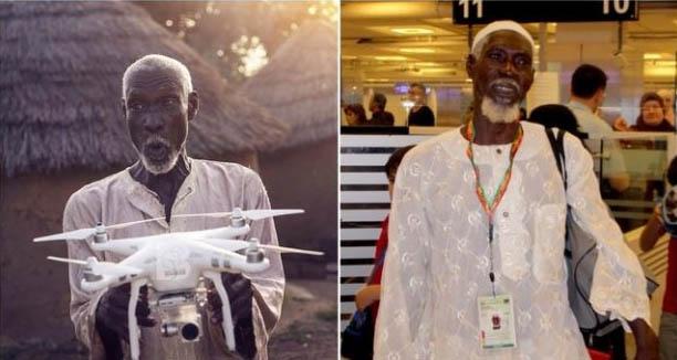 Gara-Gara Impikan Drone, Pria Miskin di Ghana Akhirnya Bisa Pergi Haji