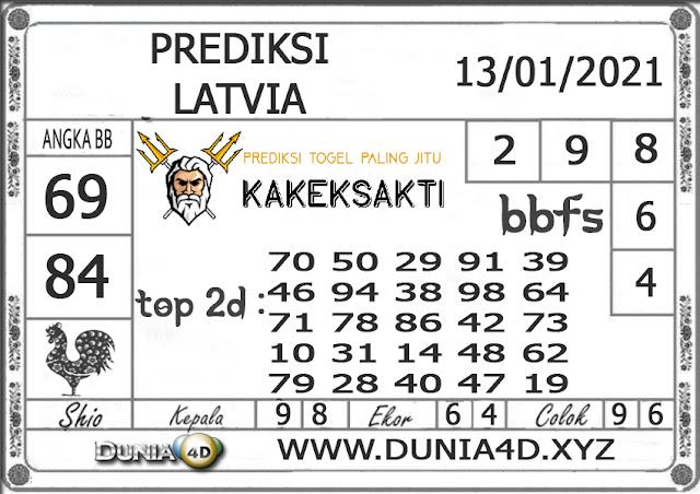 Prediksi Togel LATVIA DUNIA4D 13 JANUARI 2021