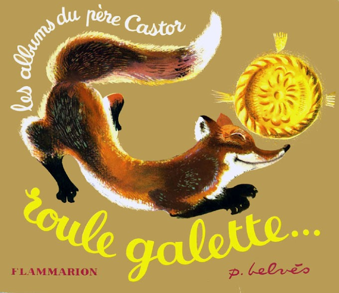 Roule Galette: a French version of the Gingerbread Man story