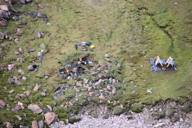 Artefacts recovered at ancient Thule site in Nunavut