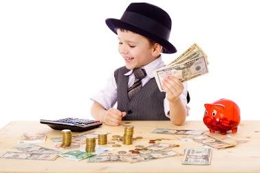 Hãy dạy cho các con tư duy tài chính