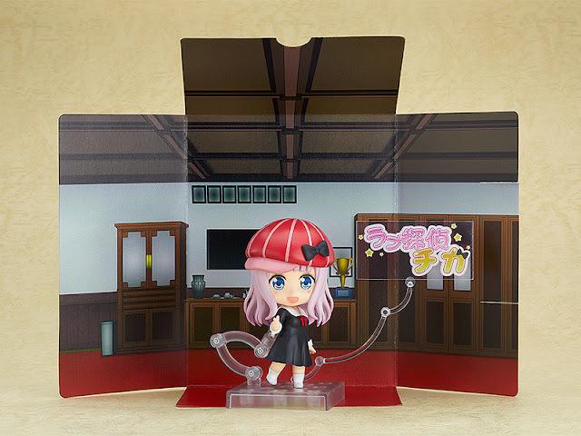 Figuras: Nendoroid Chika Fujiwara de Kaguya-sama: Love is War - Good Smile Company