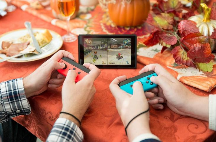 New Nintendo Switch Features Send Photos to PCs and Smartphones Easily