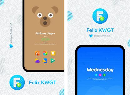 Felix kwgt apk latest