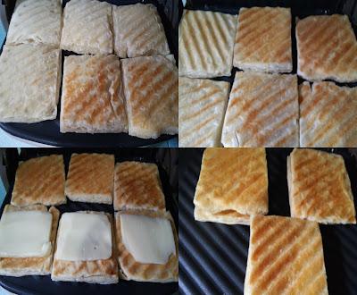 milföy hamurundan tost tarifi