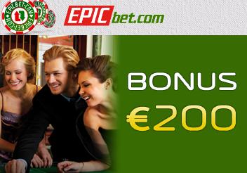 EpicBet Casino Screen
