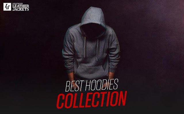 16 Best Hoodies For Men in 2021 | hleatherjakcets