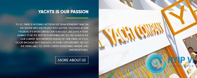 Thông tin hiyp Yacht-company.com