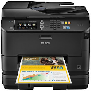 Epson WorkForce WF-4640 Drivers Download