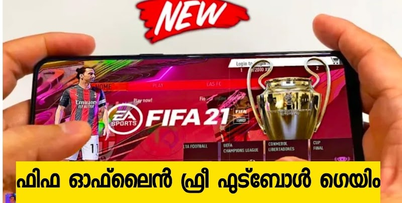 Online FIFA Football Game 2021 Android App