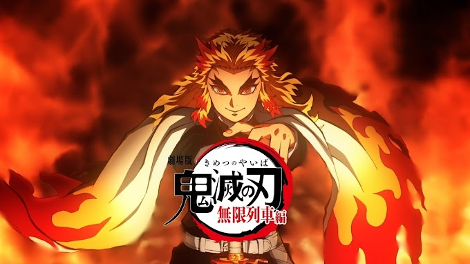 Descargar Kimetsu no Yaiba Movie: Mugen Ressha-hen [Pelicula] [Sub Español] [HD] [Mega] [Mediafire] [720p] [1080p]