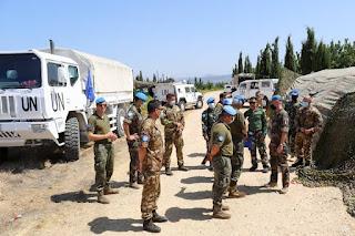 Esercito missione Libano UNIFIL
