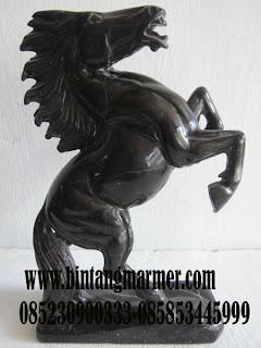 Harga Patung Kuda Batu alam