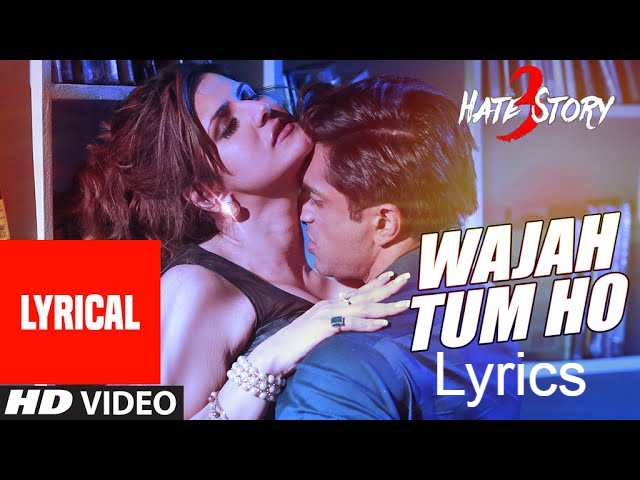 Wajah Tum Ho lyrics