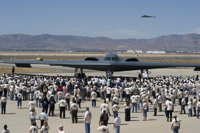 Jet Airlines: Northrop Grumman B-2 Spirit Stealth Bomber