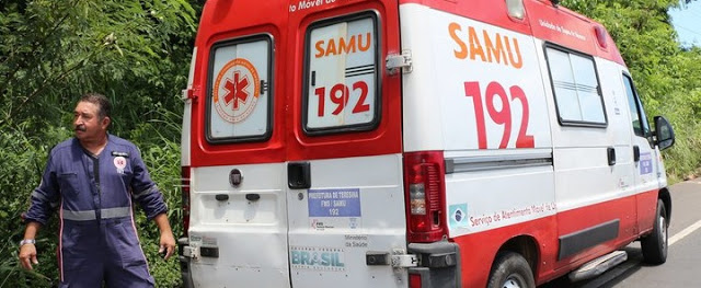 Dois lavradores de 60 anos morrem em colisão de motocicletas em cidade do Piauí