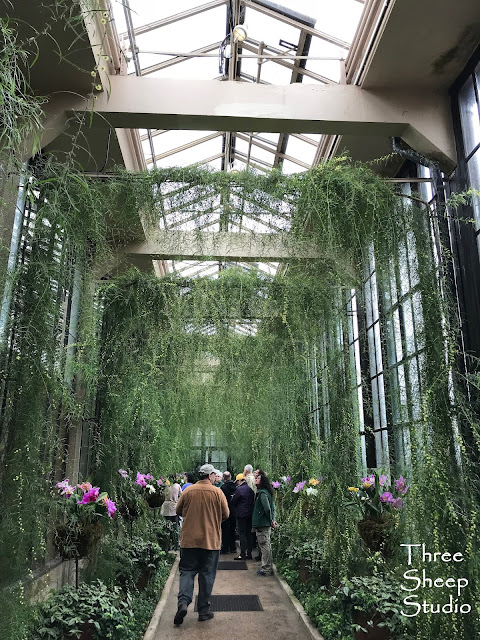 Longwood Gardens in Kennet Square, PA