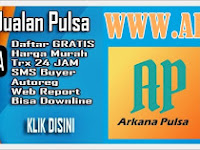 ARKANA PULSA - Distributor & Agen Jualan Pulsa Termurah 2020