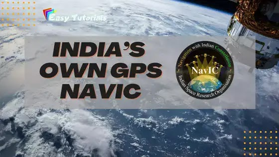 NavIC - India's Own GPS gets International Recognition