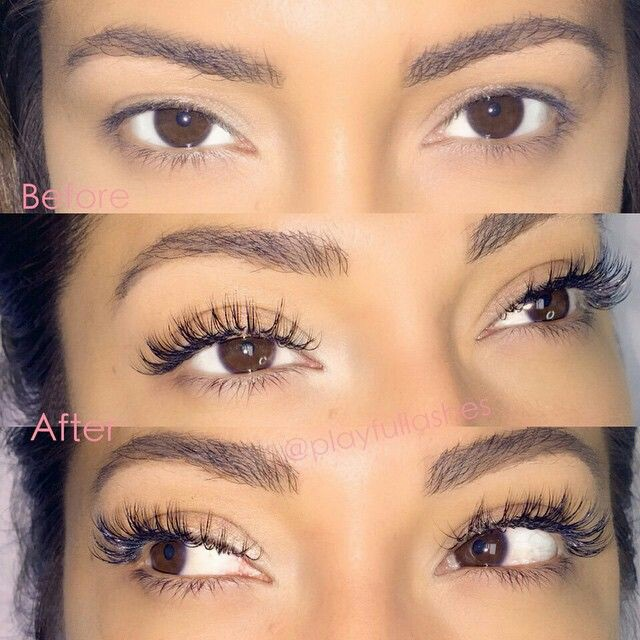 Simple and Quick way on How to apply false eyelashes for ...