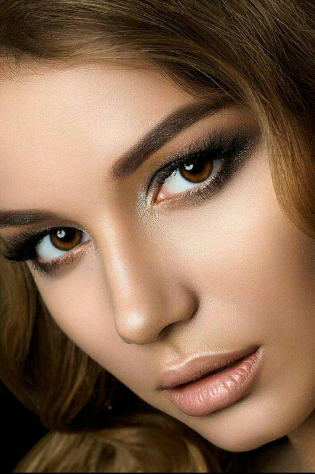 Wanita dengan Wajah Super Cantik - Republic Renger Cantik