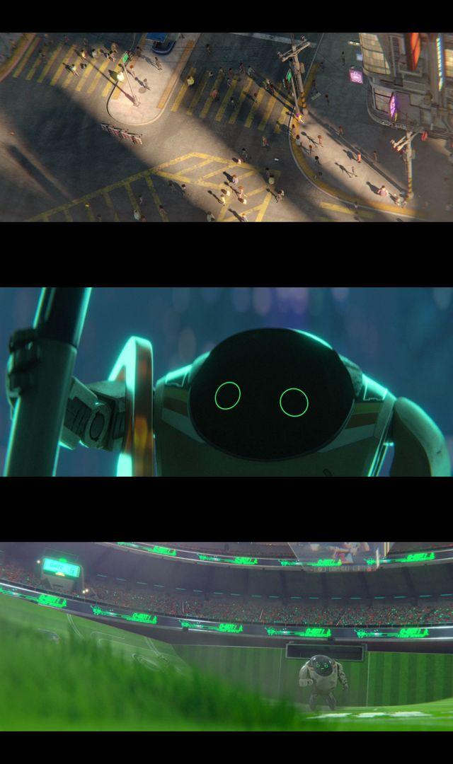 Robot 7723 (2018) HD 1080p y 720p Latino
