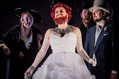 Stravinsky: The Rake's Progress - Jessica Ouston - British Youth Opera (Photo Robert Workman)