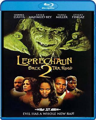 Leprechaun Back 2 tha Hood (2003) 120MB Hindi Dubbed Dual Audio (Hindi – English) BRRip HEVC MKV