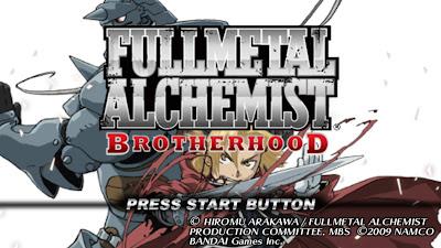 Brotherhood adalah salah satu anime mengesankan yang pernah saya tonton Game:  Full Metal Alchemist: Brotherhood. Pertarungan seru 2 bersaudara Elric melawan para musuhnya